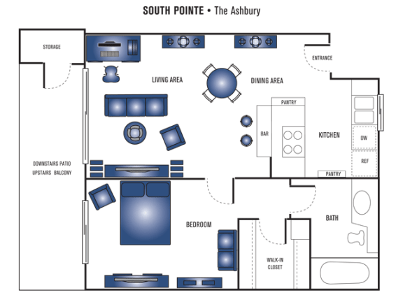 Floor Plan  Ashbury