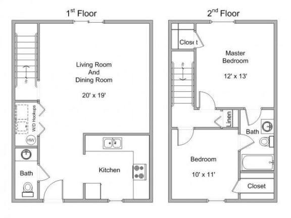 Floor Plan  Savannah Trace floor plan