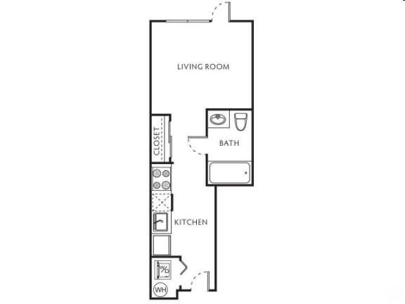 Floor Plan  Sandy