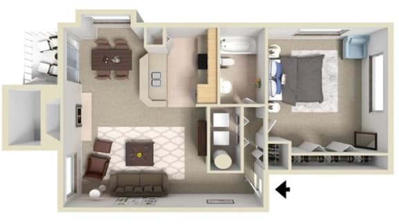 Floor Plan  Acadia