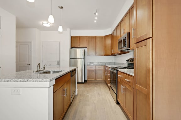 A2A Kitchen at Avenue Grand, White Marsh, MD, 21236