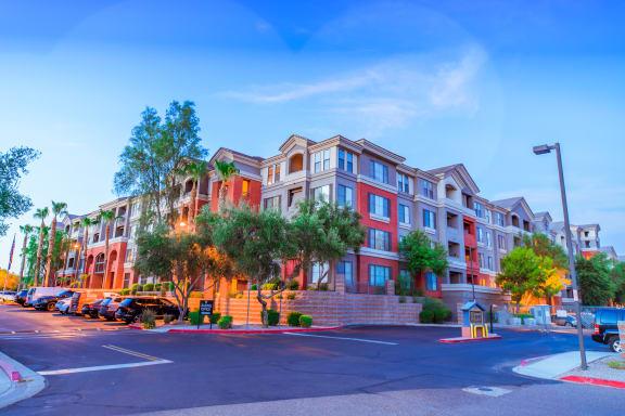 Exterior View at Alanza Place, Phoenix, AZ, 85008
