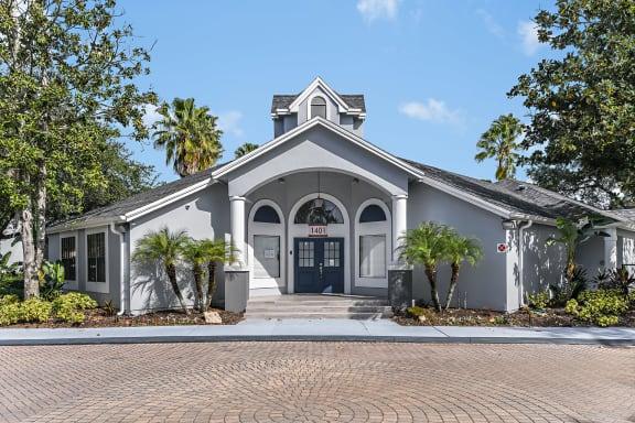 Exterior Clubhouse at Fourteen01, Florida, 32811