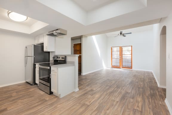 The Bella Kitchen Living Room