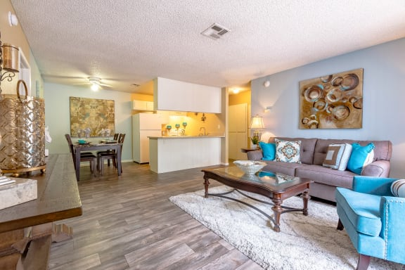 Modern Finishes at Playa Vista Apartments, PSDM, Las Vegas, Nevada