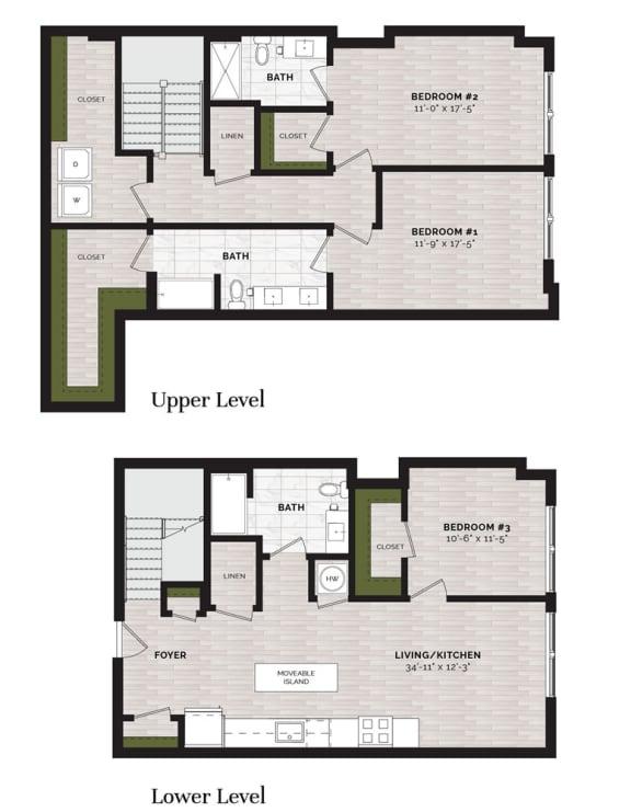 Floor Plan  D9-L-A