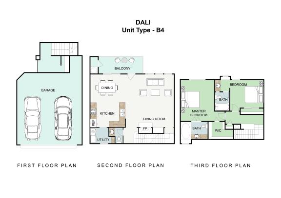 Floor Plan  B4