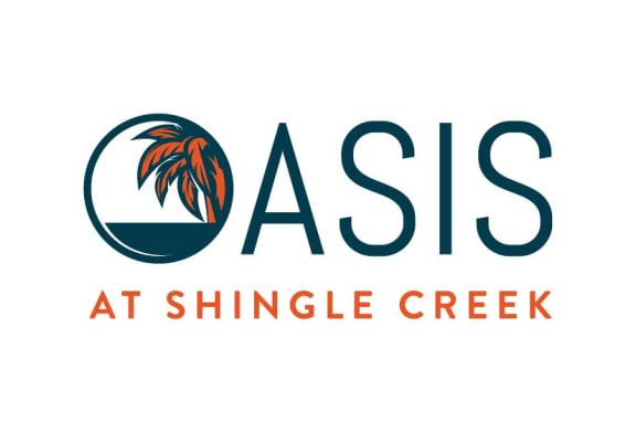 Oasis Logo at Oasis at Shingle Creek, Kissimmee, FL, 34746