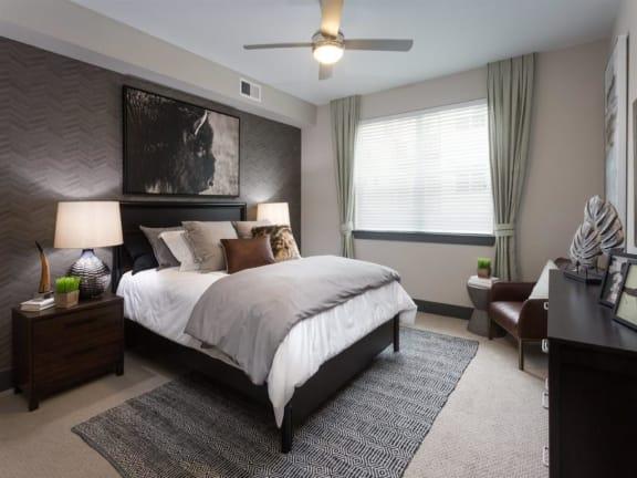 Ceiling Fan In Bedroom at Broadstone Montane, Colorado