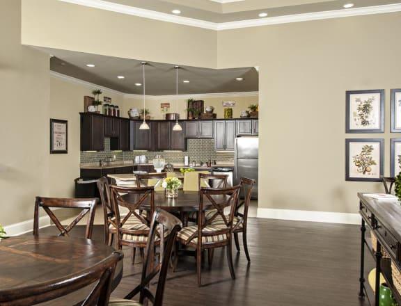 Legacy Center Kitchen