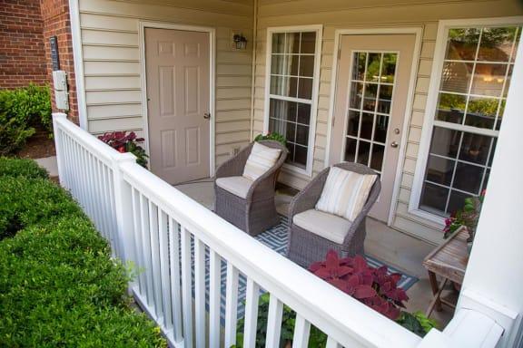 Balcony at Walton Vinings, Georgia, 30080