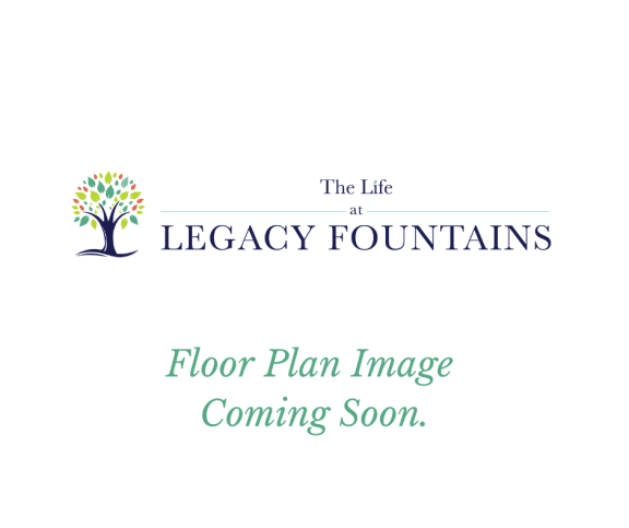 Floor Plan  floor plan I coming soon  at The Life at Legacy Fountains, Kansas City, Missouri
