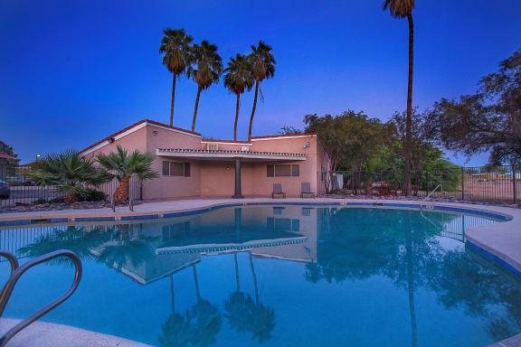 Pool at Williams at Gateway in Gilbert AZ