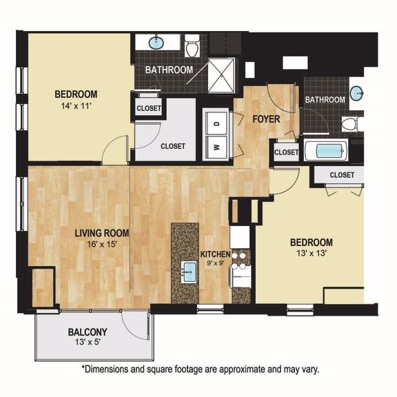 Floor Plan  C7