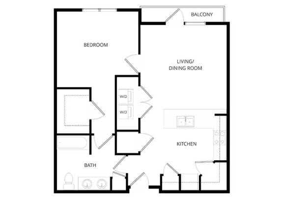 Floor Plan  Denali