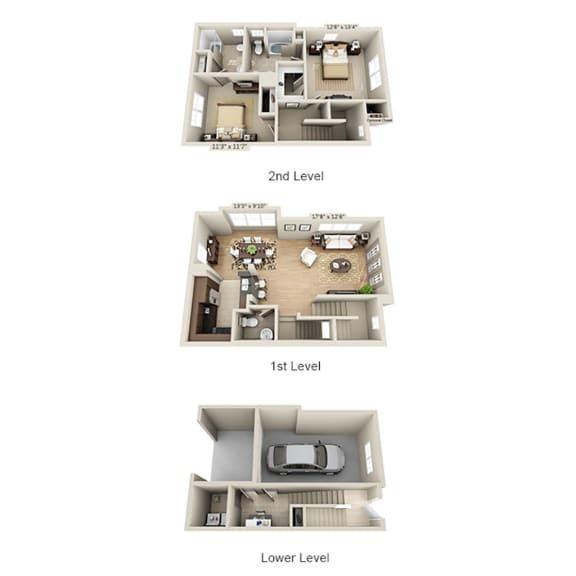 Floor Plan  B2BTG