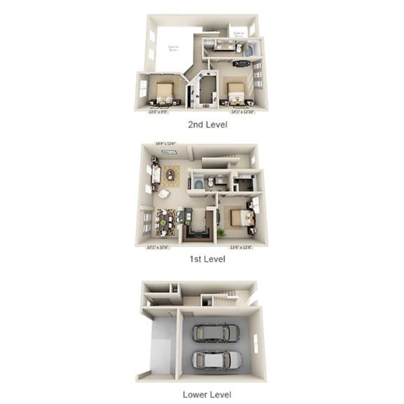 Floor Plan  C2ATG2