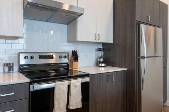 The Gordon Lofts | Kitchen | 2 Bedroom Apartment