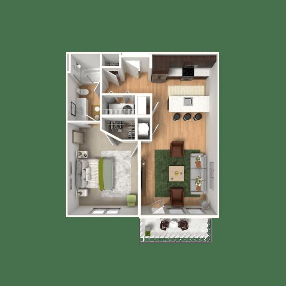 Floor Plan  PVVW A1
