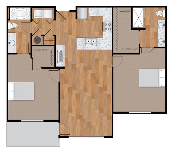 Floor Plan  PVVW C1