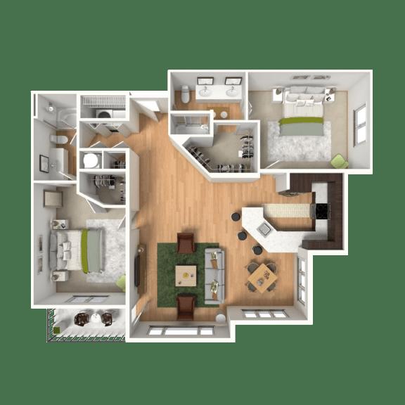 Floor Plan  PVVW C3