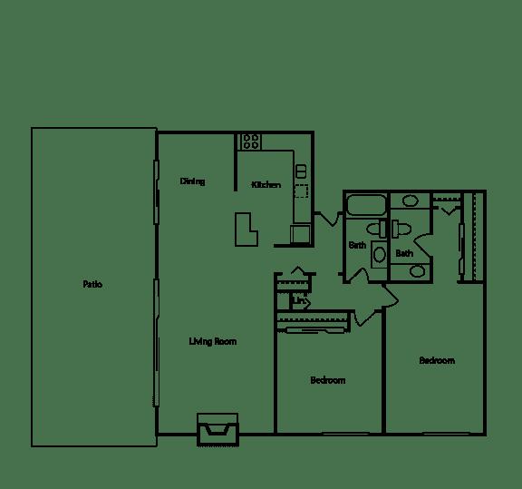 Floor Plan  Alhambra