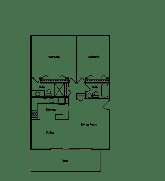 Floor Plan  Canterbury