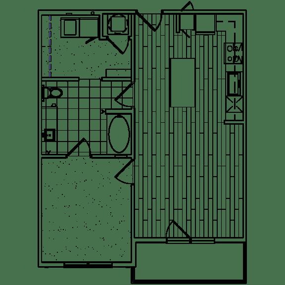 Floor Plan  A3HC