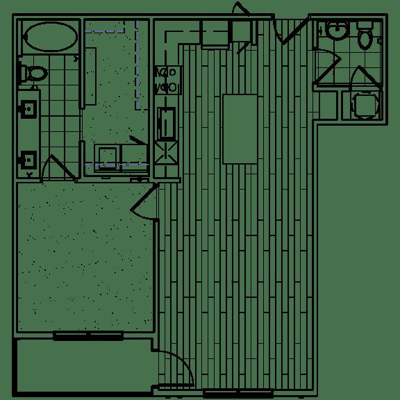 Floor Plan  A7