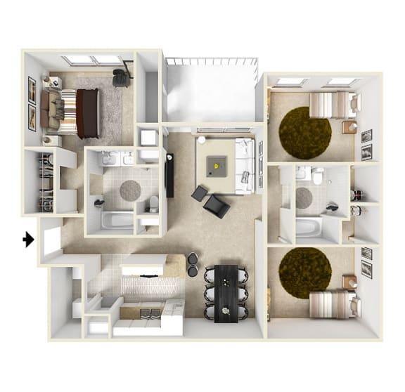Floor Plan  Whippoorwill
