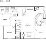 Floor Plan  Keystone Trinity C1