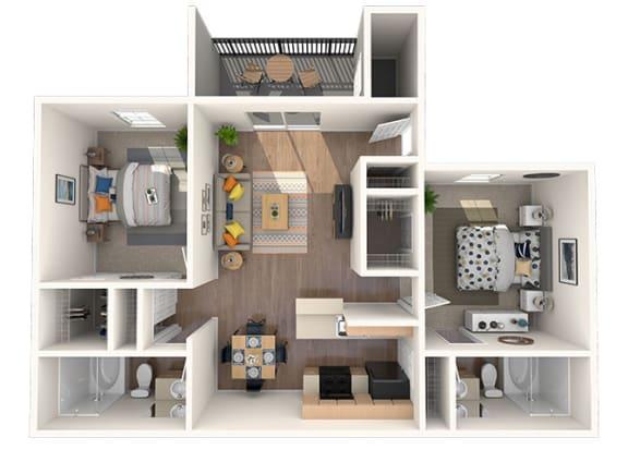 Floor Plan  Zinc