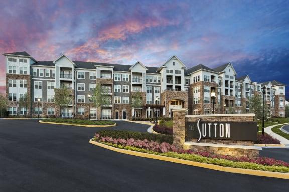 The Sutton Apartments
