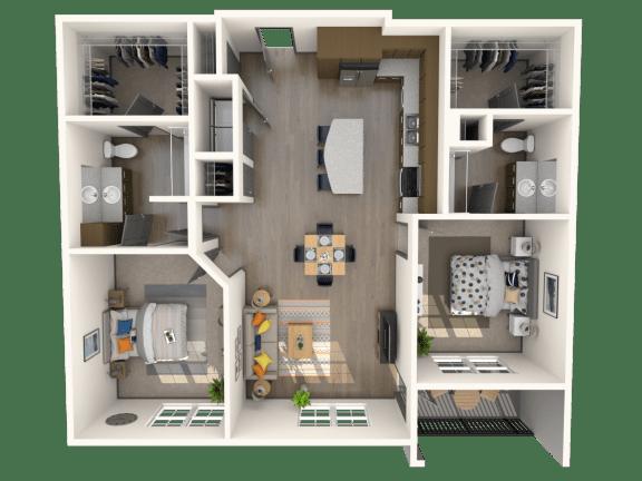 Floor Plan  Sorrento Floor Plan | Rialto