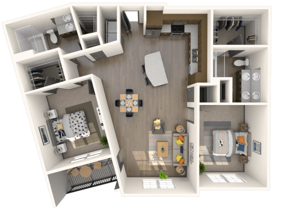 Floor Plan  Siena Floor Plan | Rialto