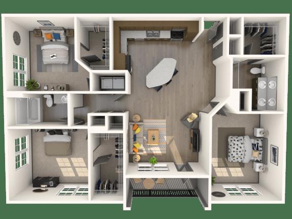 Floor Plan  Milan Floor Plan   Rialto