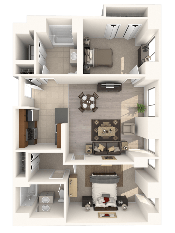 Floor Plan  Sycamore Floor Plan | H21