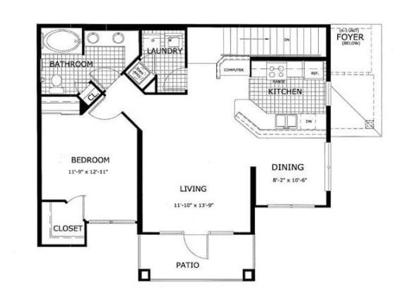 Persimmon Floor Plan   Cypress Legends