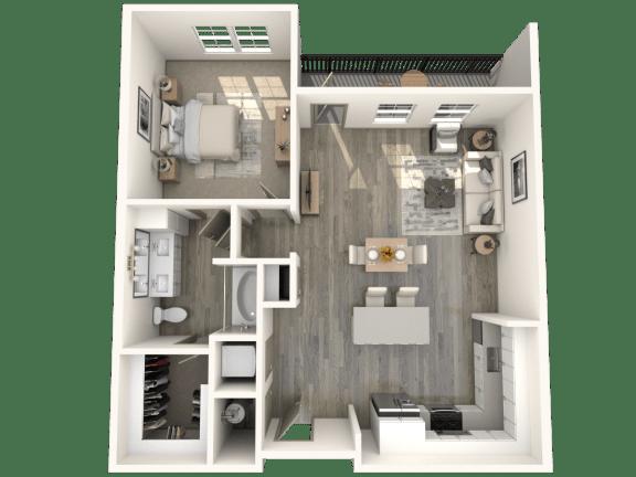 Floor Plan  A2M2 Floor Plan | Inspire