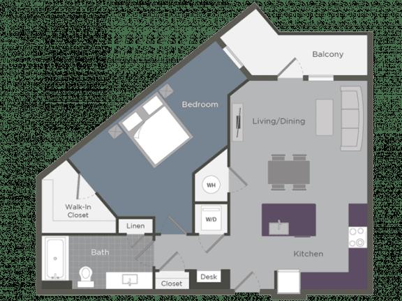 Floor Plan  A5 Floor Plan| Novel Perimeter