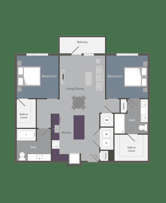 Floor Plan  B1 | Novel Perimeter