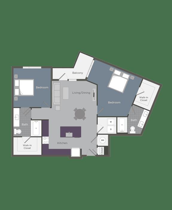 Floor Plan  B3   Novel Perimeter