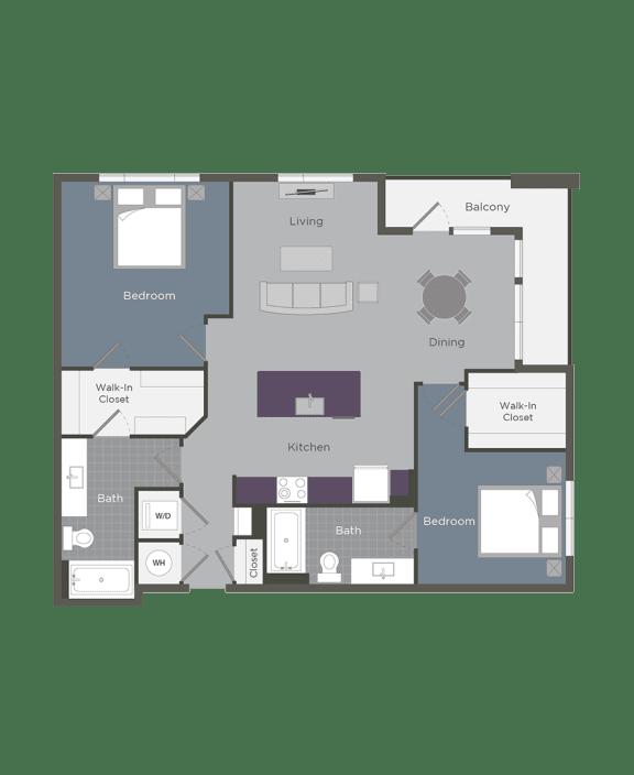 Floor Plan  B4 | Novel Perimeter