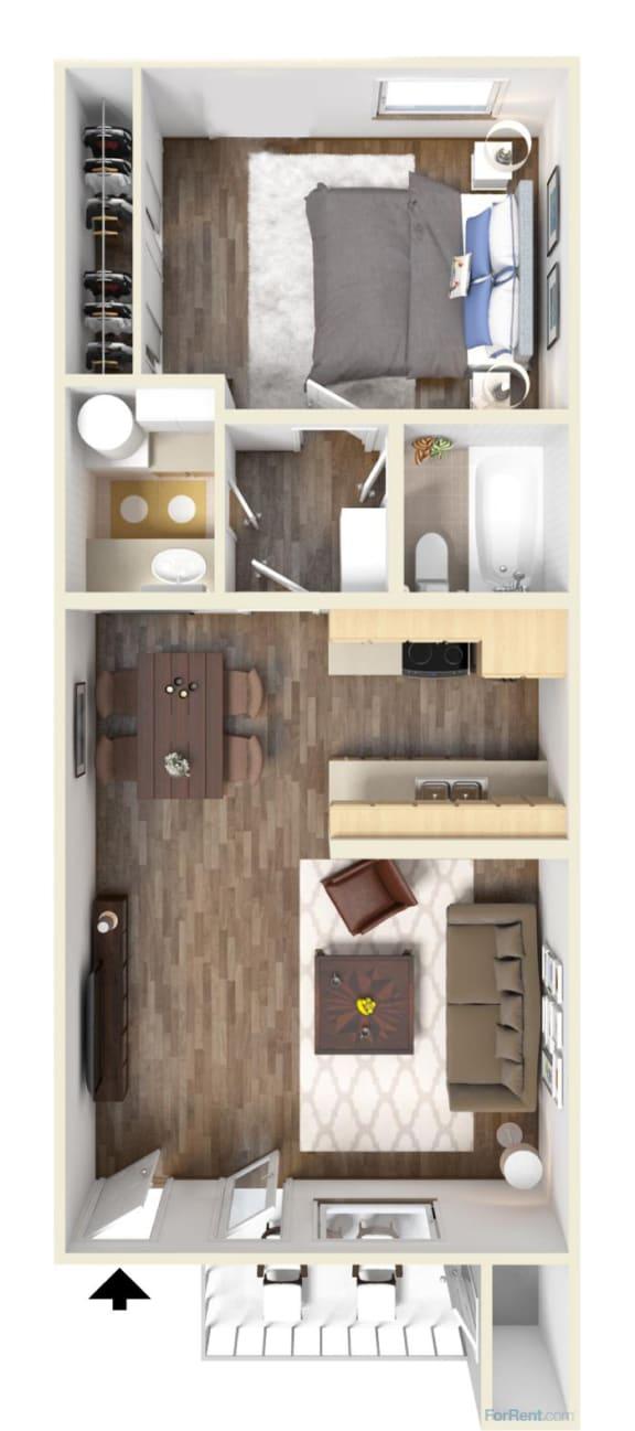 Floor Plan  C Floor Plan | Hilands