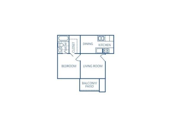 Meadows Floor Plan | Candlewood