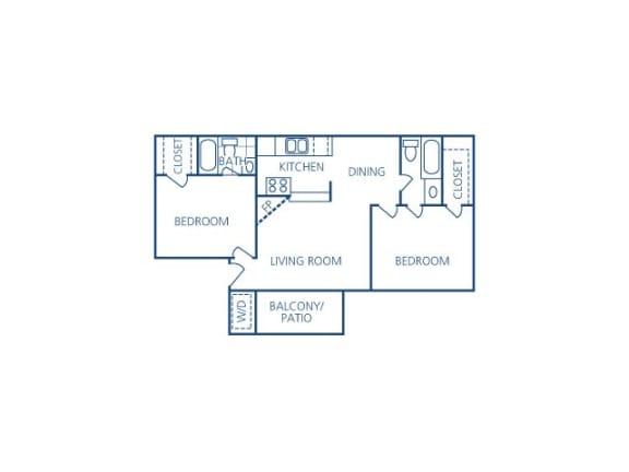 Haven Floor Plan |Candlewood