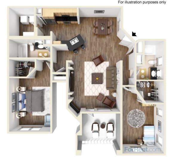 Floor Plan  Davenport Floor Plan   Ballantrae
