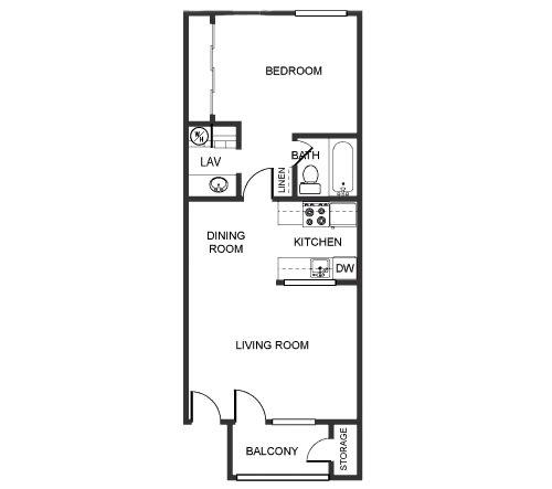 C Floor Plan | Hilands