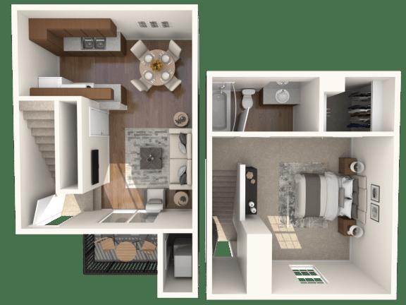 Floor Plan  Laurels Floor Plan |Candlewood