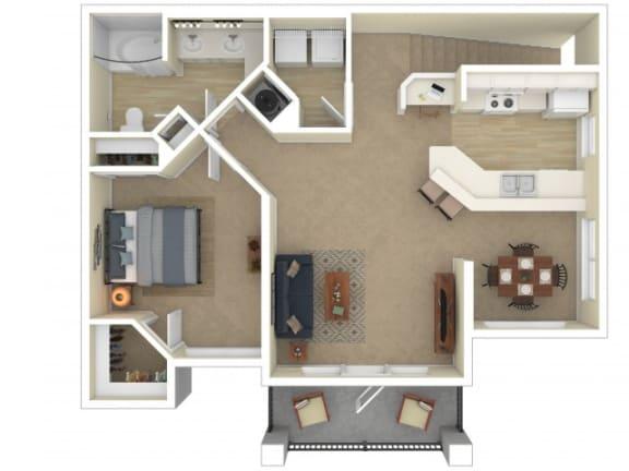 Floor Plan  Persimmon Floor Plan   Cypress Legends